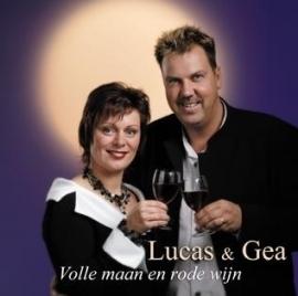 Lucas & Gea     'Volle Maan en Rode Wijn'
