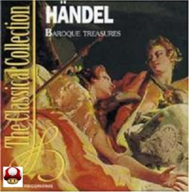 HÄNDEL  - BAROQUE TREASURES -