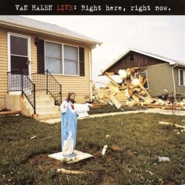 Van Halen     'LIVE: Right Here, Right Now'