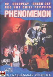 PHENOMENON  - U2 - COLDPLAY - GREENDAY - RED HOT CHILI PEPPERS -