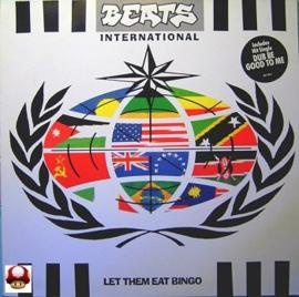 BEATS INTERNATIONAL      - Let Them Eat Bingo -