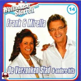FRANK & MIRELLA      * DE VERZONKEN STAD & andere hits *