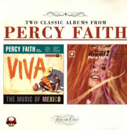 PERCY FAITH      * Two Classic Albums From... *