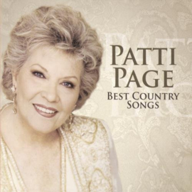 PATTI PAGE       - Best Country Songs -