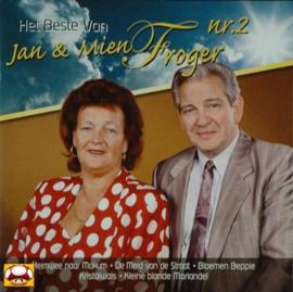 JAN en MIEN FROGER   *Het Beste Van...nr 2*