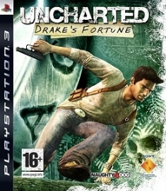 Uncharted      'Drake's Fortune'   1