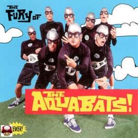 AQUA BATS, the      * the FURY of the AQUA BATS *