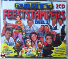 PARTY FEESTSTAMPERS      *deel 3*
