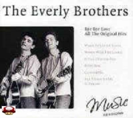 EVERLY BROTHERS, the   *BYE BYE LOVE*   Original Music Sessions