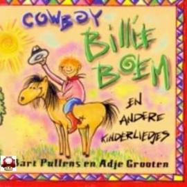 COWBOY BILLY BOEM  - en andere Kinderliedjes -