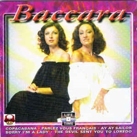 BACCARA      *YES SIR I CAN BOOGIE*