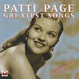 PATTI PAGE      - Greatest Songs -