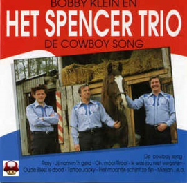 BOBBY KLEIN en het SPENCER TRIO      * de COWBOY SONG *