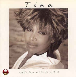 TINA TURNER       * WHAT's LOVE GOT TO DO WITH IT *