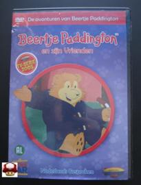 BEERTJE PADDINGTON   DVD serie van 4