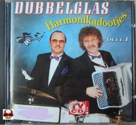 DUBBEL GLAS      *HARMONIKADOOTJES*      -deel 1-