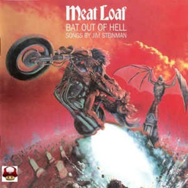 MEAT LOAF * BAT OUT OF HELL & HITS OUT OF HELL *