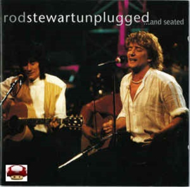 ROD STEWARD   *UNPLUGGED...and seated*