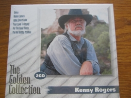 "Kenny Rogers     ""The Golden Collection"""