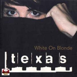 TEXAS   *WHITE ON BLONDE*