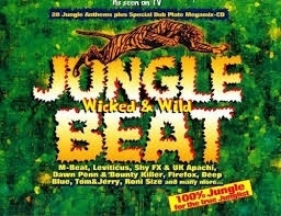 Jungle Beat     'Wicked & Wild'