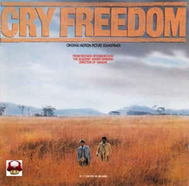 CRY FREEDOM      * OST *