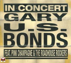 GARY U.S. BONDS   *IN CONCERT*