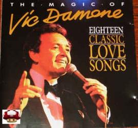 VIC DAMONE   *THE MAGIC OF VIC DAMONE*