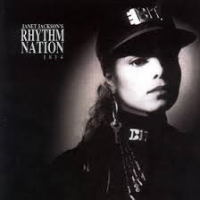 "Janet Jackson     ""Rhythm Nation 1814"""