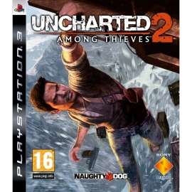 Uncharted 2       'Among Thieves'