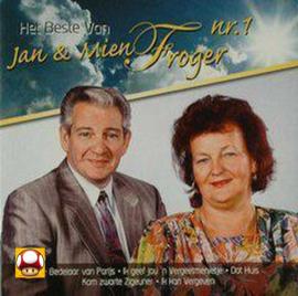 JAN en MIEN FROGER   *Het Beste Van...nr 1 & 2*