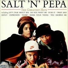 Salt 'N' Pepa     'the Greatest Hits'