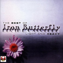 IRON BUTTERFLY     - LIGHT and HEAVY - the best of... -