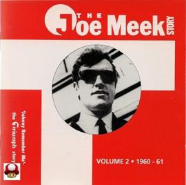 JOE MEEK  Story           VOL 2/ 1960-1961