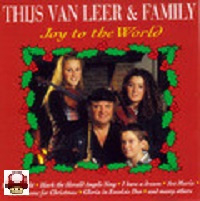 THIJS van LEER & FAMILY              - Joy to the World -