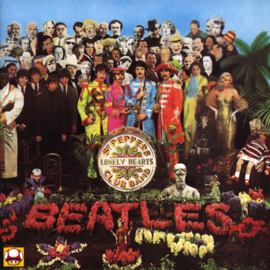 BEATLES, the   *Sgt. PEPPER'S LONELY HEARTS CLUB BAND*