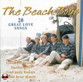 BEACH BOYS, the     *20 Great LOVE Songs*
