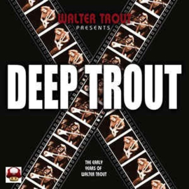 WALTER TROUT      *DEEP TROUT*