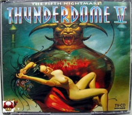 THUNDERDOME V       * the FIFTH  nightmare *