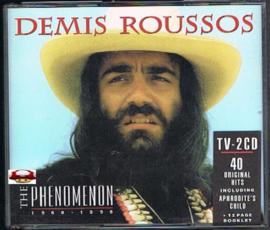 DEMIS ROUSSOS   *the PHENOMENON*