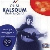 "Oum Kalsoum          ""Ifrah Ya Qalbi"""