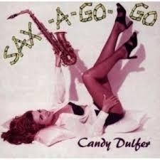 "Candy Dulfer          ""Sax-A-Go-Go"""