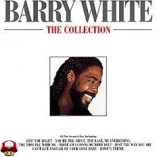 BARRY WHITE       * the COLLECTION *