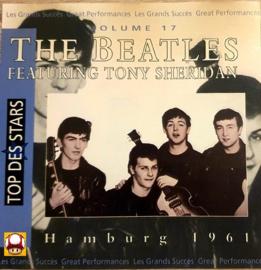 BEATLES, the  feat Tony Sheridan    *Hamburg 1961*   vol 17