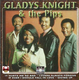 GLADYS KNIGHT & the PIPS     *EVERY BEAT OF MY HEART*