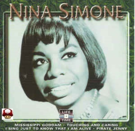 NINA SIMONE      *MY BABY JUST CARES FOR ME*
