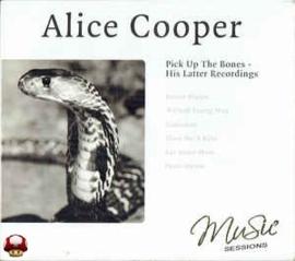 ALICE COOPER      * PICK UP THE BONES *