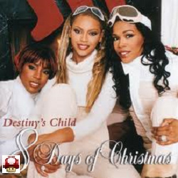 DESTINY's CHILD          '8 Days of Christmas'