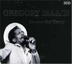 "Gregory Isaacs      ""Sweeter the Victory"""