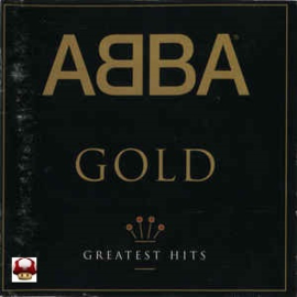 ABBA     *GOLD*     -GREATEST HITS-